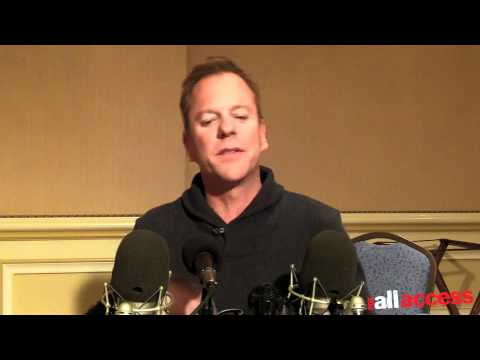 KIEFER SUTHERLAND COMPARES 'TOUCH' TO EMOTIONAL RUBIX CUBE