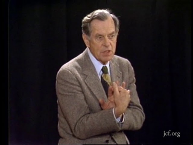 Joseph Campbell — Jung, Projection, and Love
