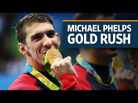Rio Olympics: Michael Phelps takes his 19th gold medal