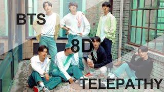 BTS (방탄소년단) - TELEPATHY (잠시) [8D USE HEADPHONE] 🎧