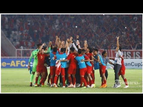 Statistik Menarik Torehan 9 Gol Timnas U-19 Indonesia di Babak Penyisihan Piala Asia U-19