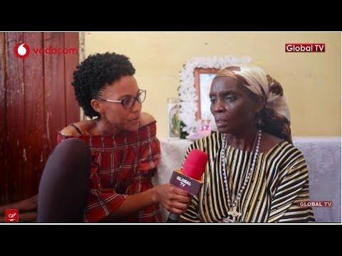 EXCLUSIVE: Mama GODZILLA Afunguka