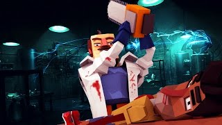 Minecraft | Hello Neighbor - EXPERIMENTS IN THE SECRET LAB! (Hello Neighbor in Minecraft)