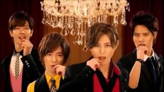 ブルボン じゃがチョコ CM「ビッグピアノ」Hey! Say! JUMP 山田涼介 知...