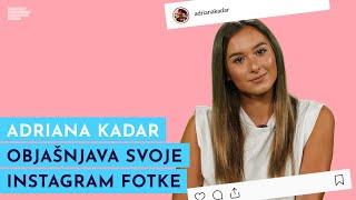 Adriana Kadar: Teodora Džehverović mi je najbolja drugarica! | MONDO InŠTAgram | S01E56