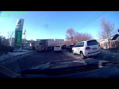 Владивосток ул. Калинина 17 января по односторонней