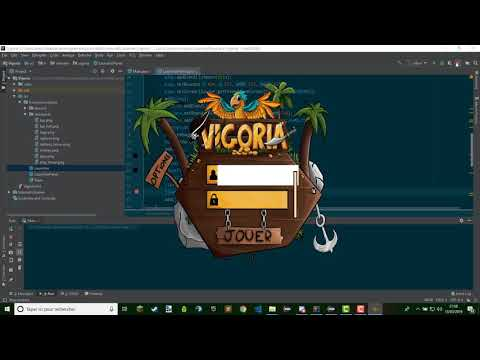 Coding Speedrun Vigoria Launcher