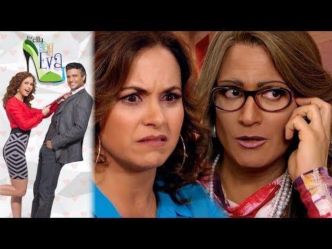 ¡Helena piensa que Eva está detrás del fraude! | Por Ella Soy Eva - Televisa