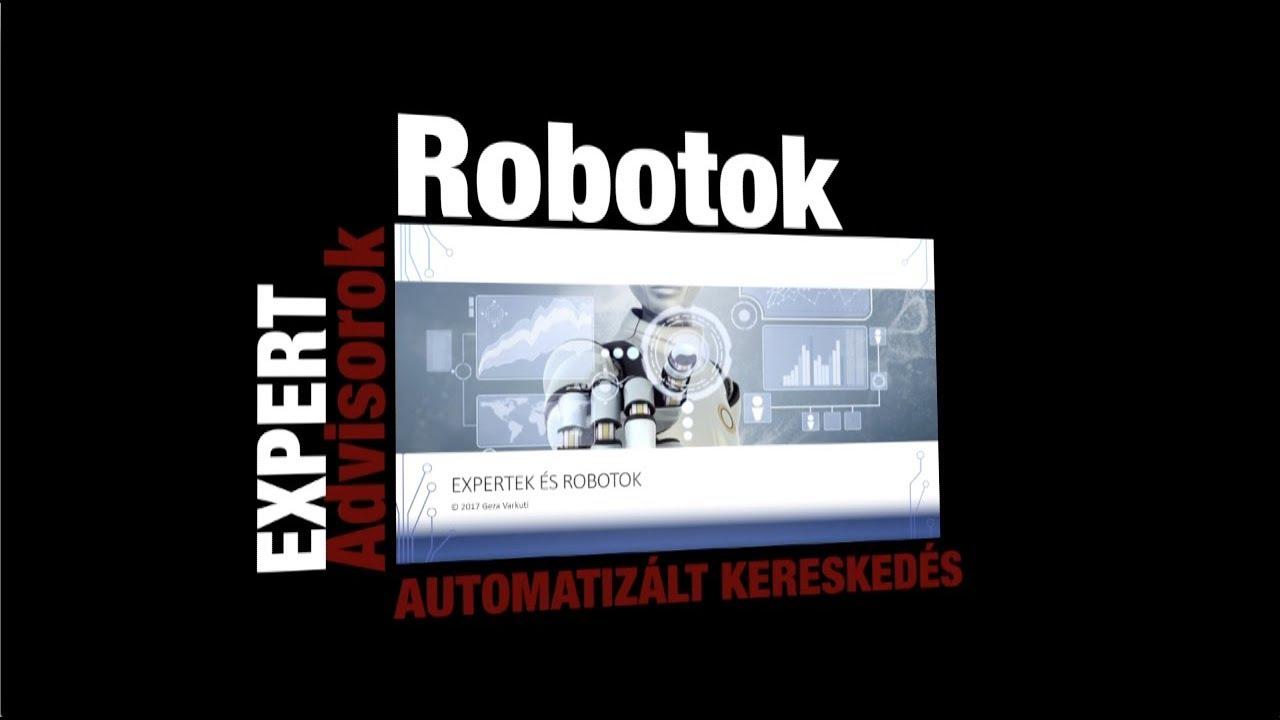 ideghálózatok és kereskedési robotok