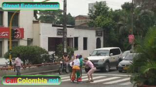 Cali Street Gymnastics. Cali Colombia