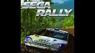 SEGA Rally 3D GSM Java Mobile Phone Game