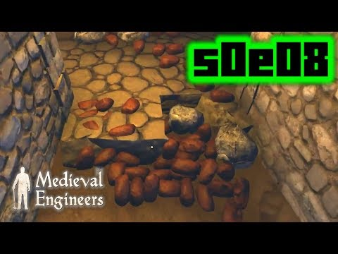 The Iron Dungeon - Medieval Engineers S0E08