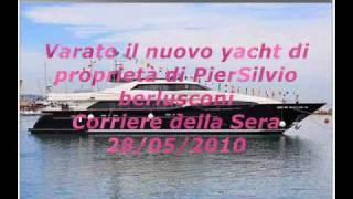 Berlusconi finanziaria 2010 vara yacht