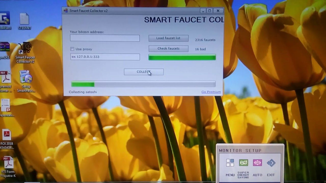 Review smart faucet collector