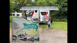 Wohnmobil-Rückfahrt 🚌 Camping Municipal du Lac