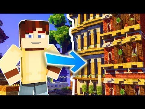 Những Công Trình Đẹp Nhất Oops Gumball Trong Minecraft
