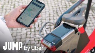 JUMP - Como começar uma viagem | Jump by Uber