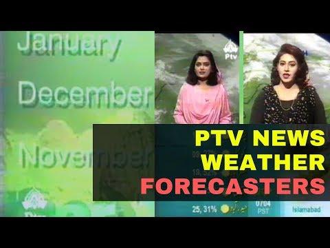 PTV Weather Forecasters - PTV News