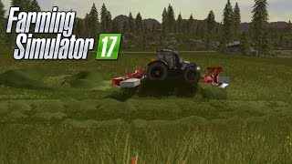 Farming Simulator 17 |Co-op Part #5| (Xbox One)