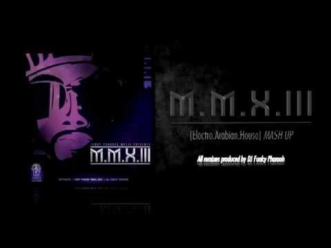 English Arabic Mega MashUp Ft Rihanna , Hamaki , Amr Diab , Will.i.am & More (DJ Funky Pharaoh)