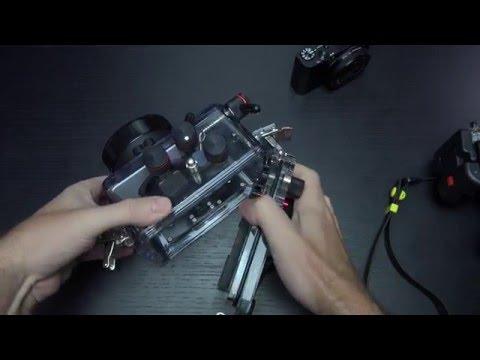 Meikon vs Ikelite Sony RX100IV Underwater Enclosure