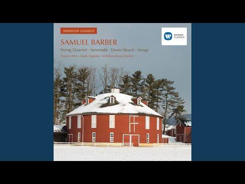 String Quartet, Op.11: I. Molto allegro e appassionato