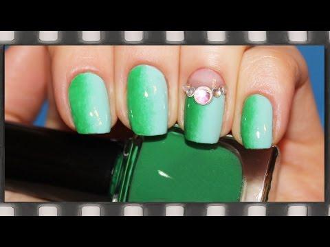 Необычный маникюр: как сделать градиент на ногтях