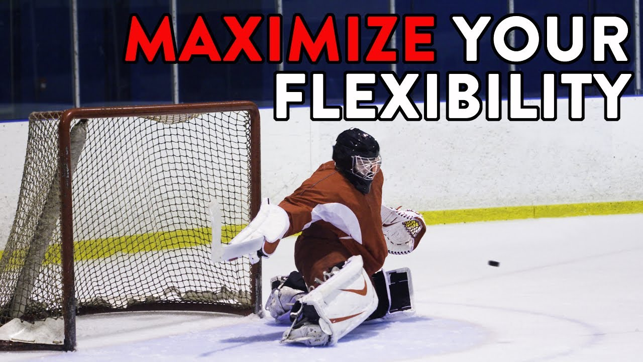 Simple Off Ice Goalie Drill To Build Strong Flexible Hips Youtube