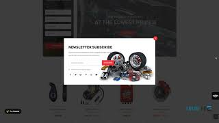Monota - Auto Parts, Tools, Equipments and Accessories Store Opencart