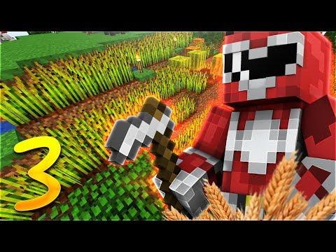 LA FARM DI GRANO DECISAMENTE PARTICOLARE! Minecraft ITA #3
