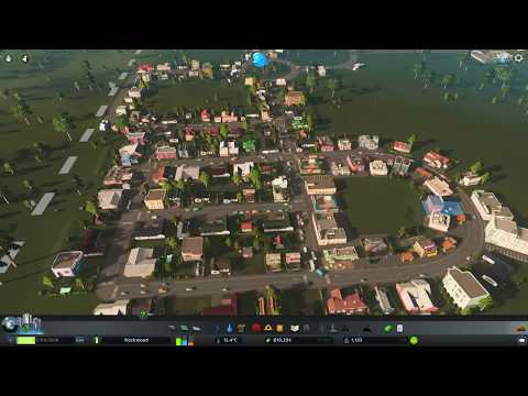 Cities Skylines. Let's Build our City together. Part 1