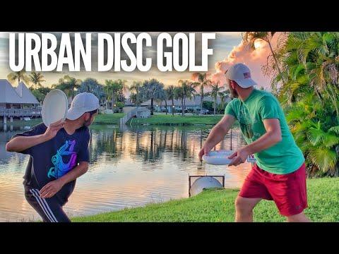 Urban Disc Golf Battle | BroFive