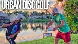 Urban Disc Golf Battle   BroFive