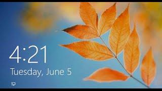 как отключить экран блокировки в Windows 8