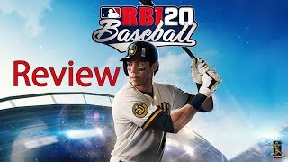 RBI Baseball 20 Gameplay Review: Actually Solid