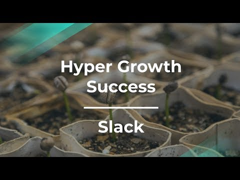 How to Plan for Hyper Growth Success by Slack Software Engineer