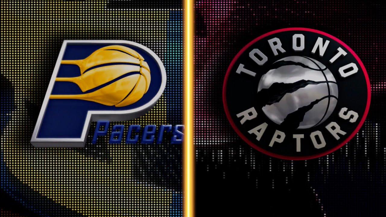"""Résultat de recherche d'images pour """"Indiana Pacers vs Toronto Raptors"""""""