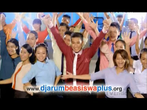Iklan Djarum Beasiswa Plus