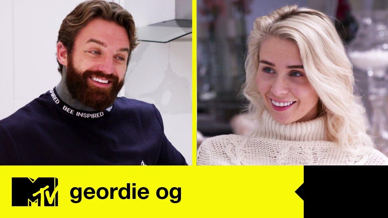 Geordie OG: Aaron Chalmers e Talia Oatway parlano del figlio in arrivo | Episodio 1 Stagione 2