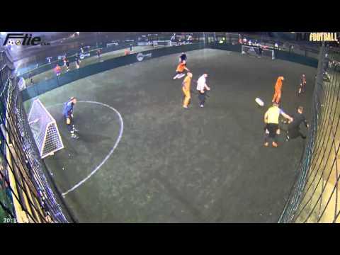 Ben Manley 5 a Side League Game - 04.04.16 - 8pm