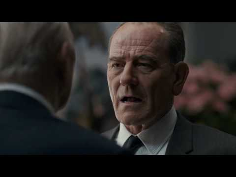 All the Way TV Movie trailer - Bryan Cranston as Lyndon B. Johnson
