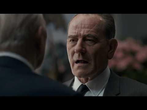 All the Way TV Movie trailer - Bryan Cranston as Lyndon B. Johnson