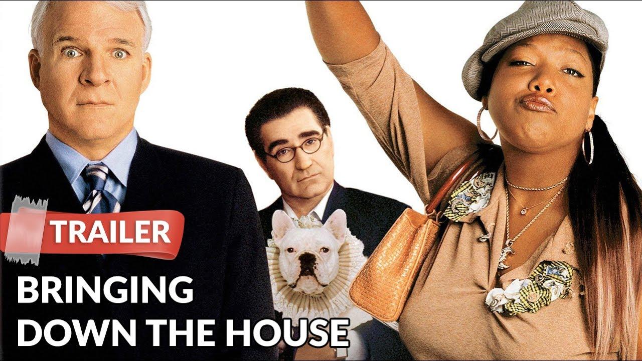 Alle Filme Mit Queen Latifah bringing down the house 2003 trailer | steve martin | queen latifah