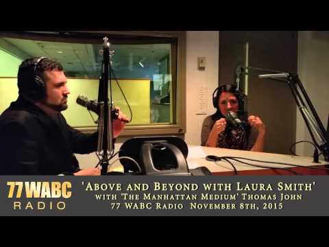 'Above and Beyond with Laura Smith' - November 9th, 2015