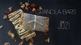 Quick And Easy Cranberry And Almond Granola Bar Recipe!