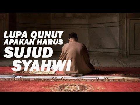 Lupa Qunut, Haruskah Sujud Sahwi ?? - oleh Ustadz Adi Hidayat.