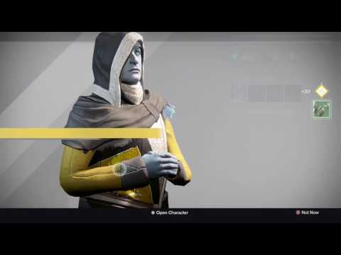 Destiny getting twilight garrison from a legendary engram