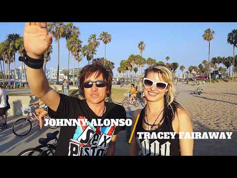 Actors Johnny Alonso & Tracey Fairaway  for SEEKA.Tv for Click On This!