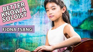 Better Know a Soloist: Fiona Tsang
