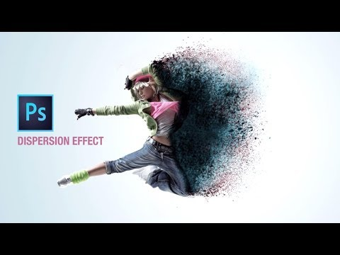 Dispersion Effect- Photoshop Tutorial Dağılım Etkisi: Photoshop Eğitimi thumbnail